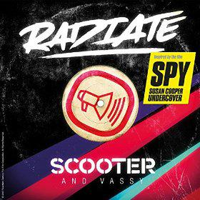 SCOOTER AND VASSY - RADIATE
